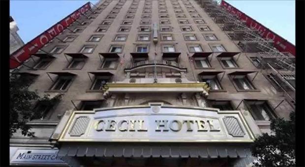 Kisah Kelam Hotel Cecil