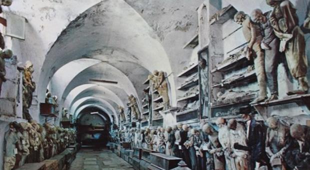 Keanehan Capuchin Catacombs