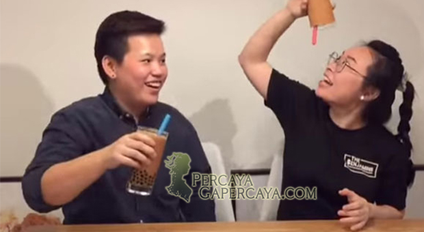 Minuman Yang Melawan Gravitasi Bumi