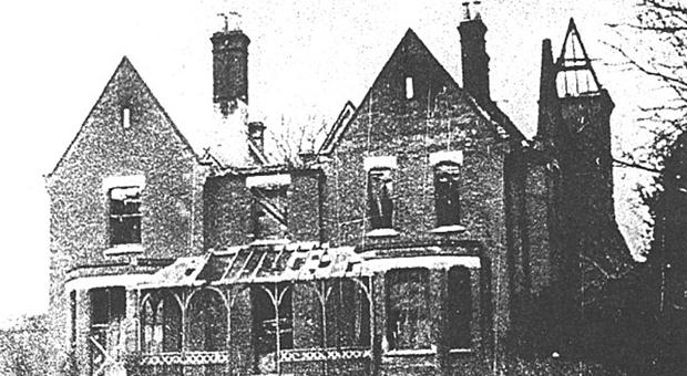 Borley Rectory Rumah Hantu