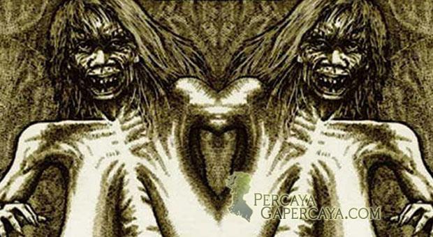 Mitos Hantu Wewe Gombel