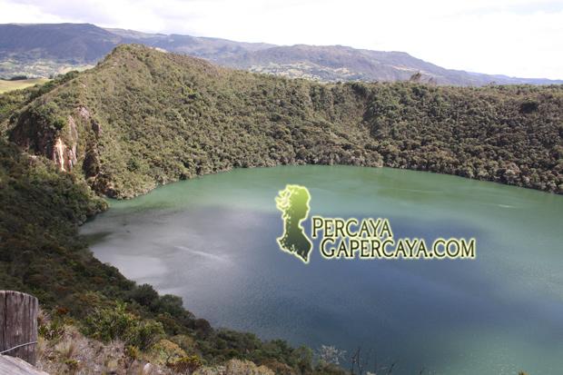 Legenda El Dorado dan Danau Guatavita
