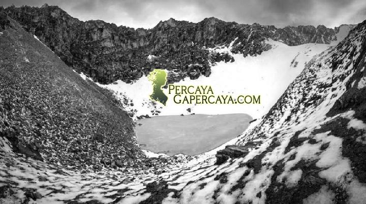 Mistis Internasional: Danau Tengkorak Di Gunung Himalaya