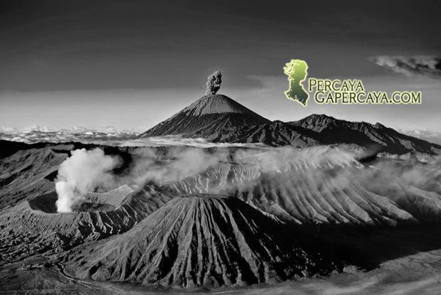 Mistis Lokal: Istana Ghaib Di Gunung Bromo