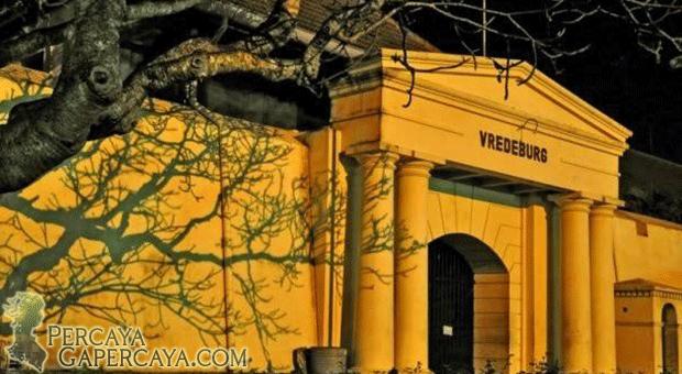 Hantu Serdadu Benteng Vredeburg