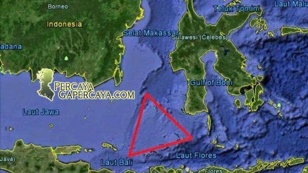 Mistis Masalembo Segitiga Bermuda Indonesia