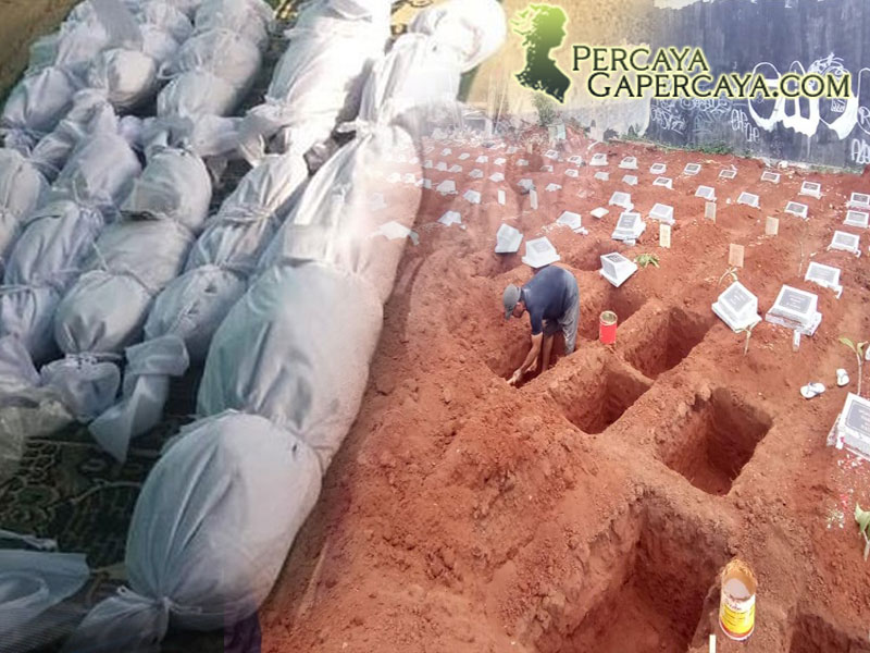 'Ketukan Pintu Rumah Ustaz Pemindah Makam' di Depok